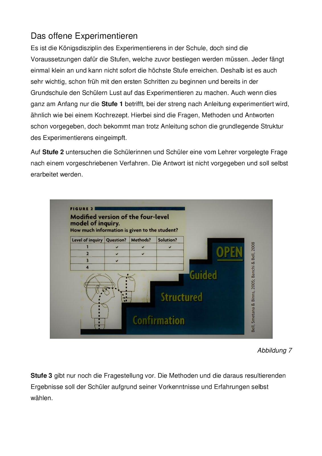 Einführung in die Fachdidaktik: Experimentieren im unterrichtlichen ...
