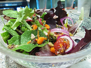 House Salad with Vinaigrette