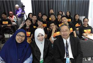 Bengkel Pembinaan Bakat Tunas Remaja SMPC 2014