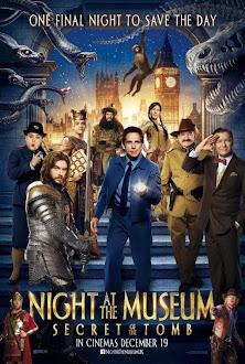 Xem phim Đêm Ở Viện Bảo Tàng: Bí Mật Hầm Mộ - Night At The Museum: Secret Of The Tomb