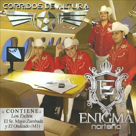 Enigma Norteño - Corridos De Altura CD Album 2009