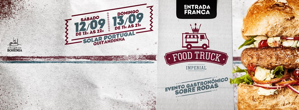 Evento Food Truck Imperial petrópolis
