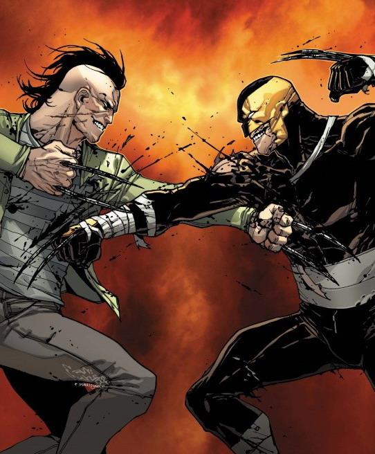 Daken (Marvel Comics) Character Review - Twin Daken