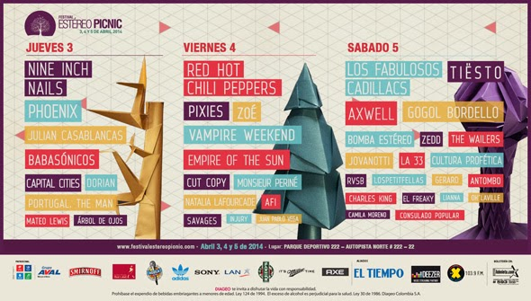 Distribución-bandas-Festival-Estéreo-Picnic-2014