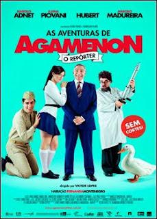 As Aventuras de Agamenon, O Repórter - Nacional 2012