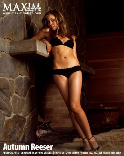 Autumn Reeser,California Model,Model