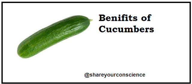 Amazing facts about Cucumber