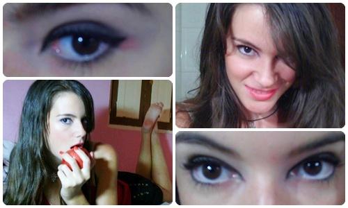 maquillaje inspiracion lujuria collage
