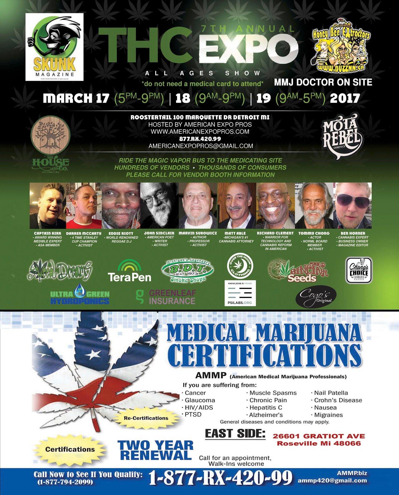 THC Expo 2017