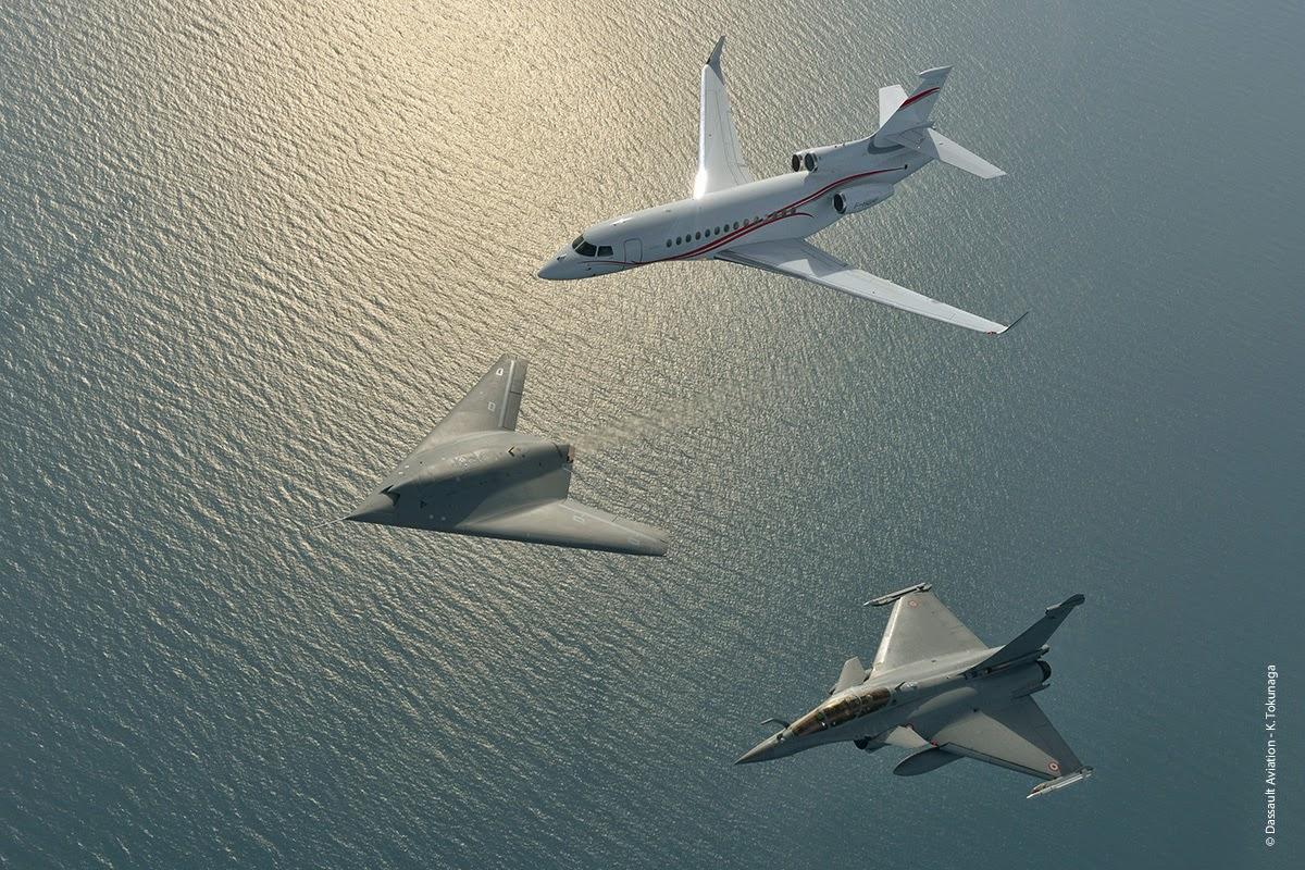 NEURON - Drone de combat Européen - Page 2 033IQA_140320_0088rc