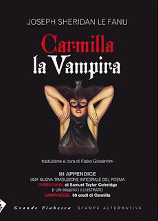 Carmilla la vampira, 2011, copertina