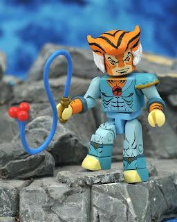 Thundercats Minimates Series 3 Tygra