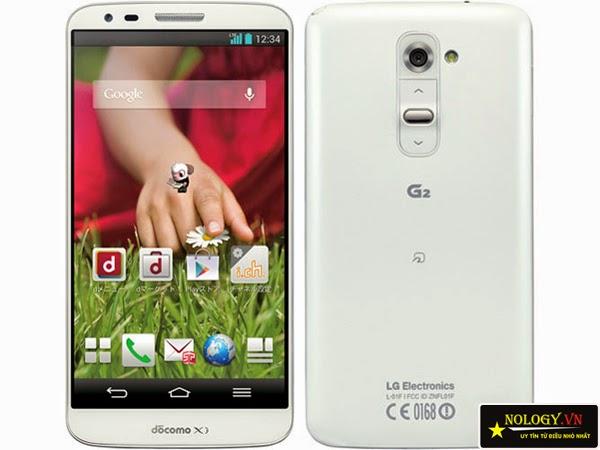 Sky A870 và LG G2 Docomo.