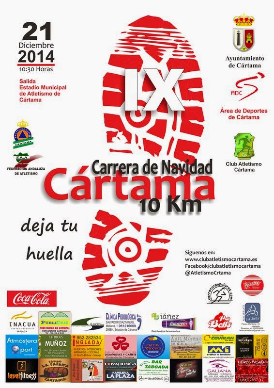 CARRERA NAVIDAD CARTAMA