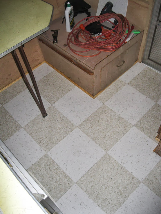 New Floor from Norm and Travis