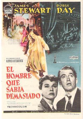 El hombre que sabía demasiado (1956)