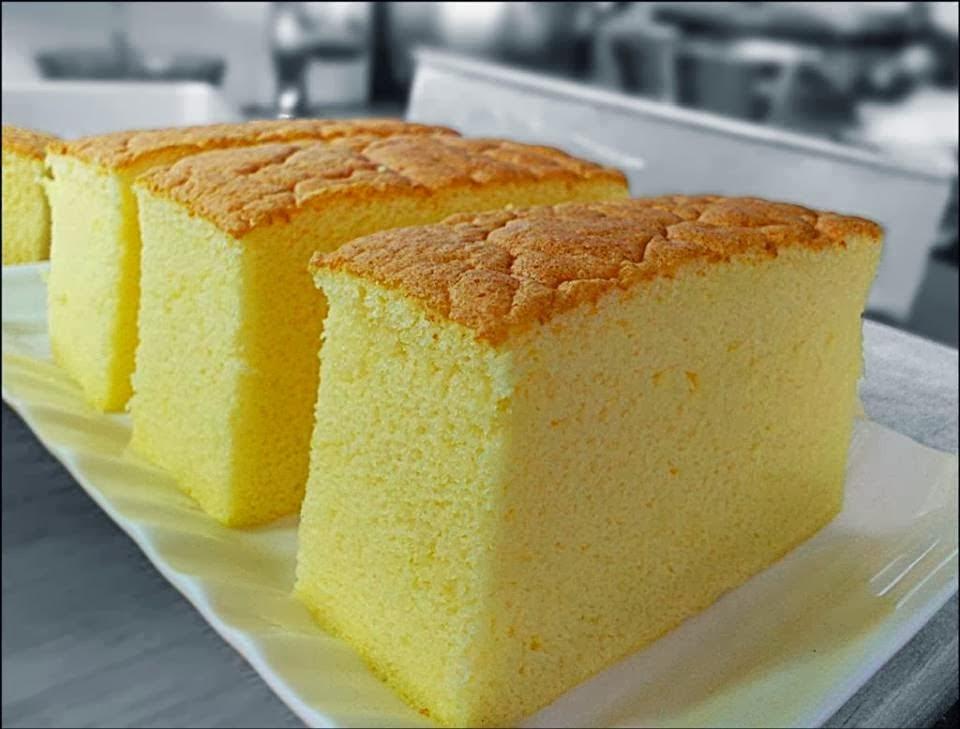 Foam Cake Recipe And Procedure