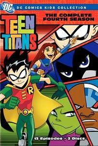 Los Jovenes Titanes Temporada 4
