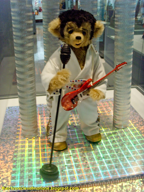 teddy bear elvis