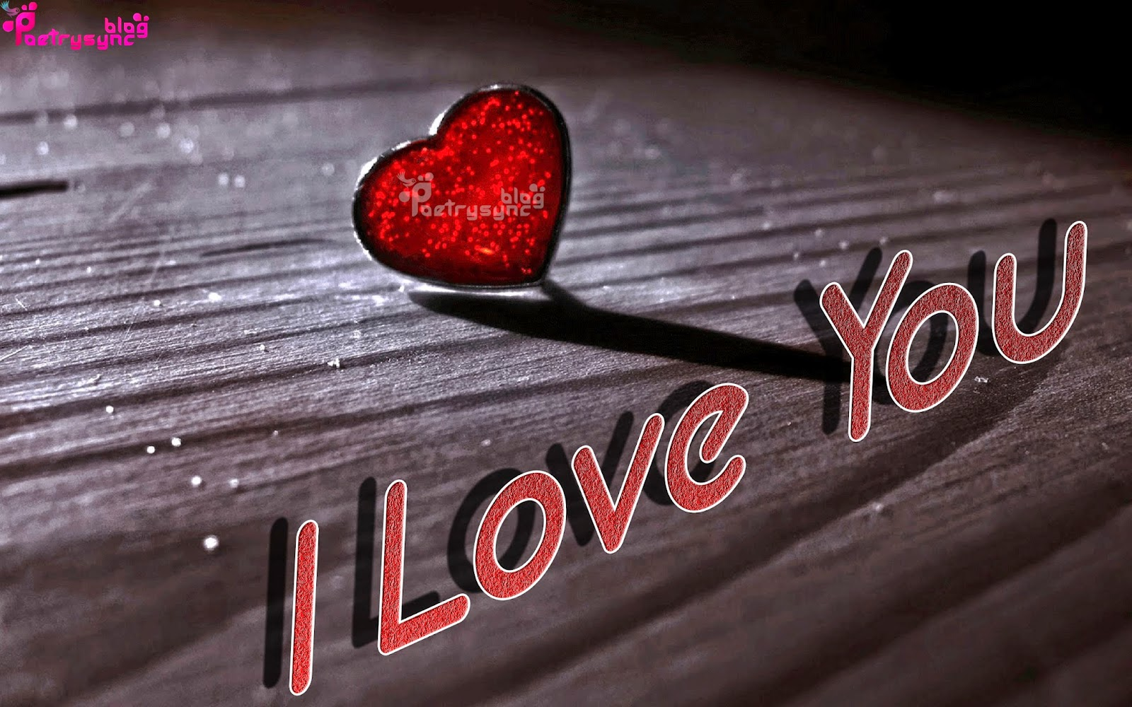 Red Love Image HD