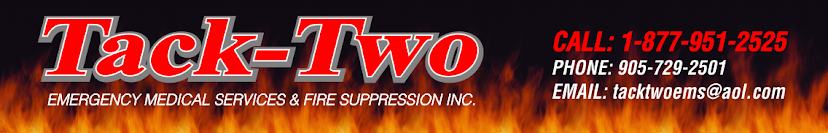 Tack-Two EMS and Fire Suppression  Inc.
