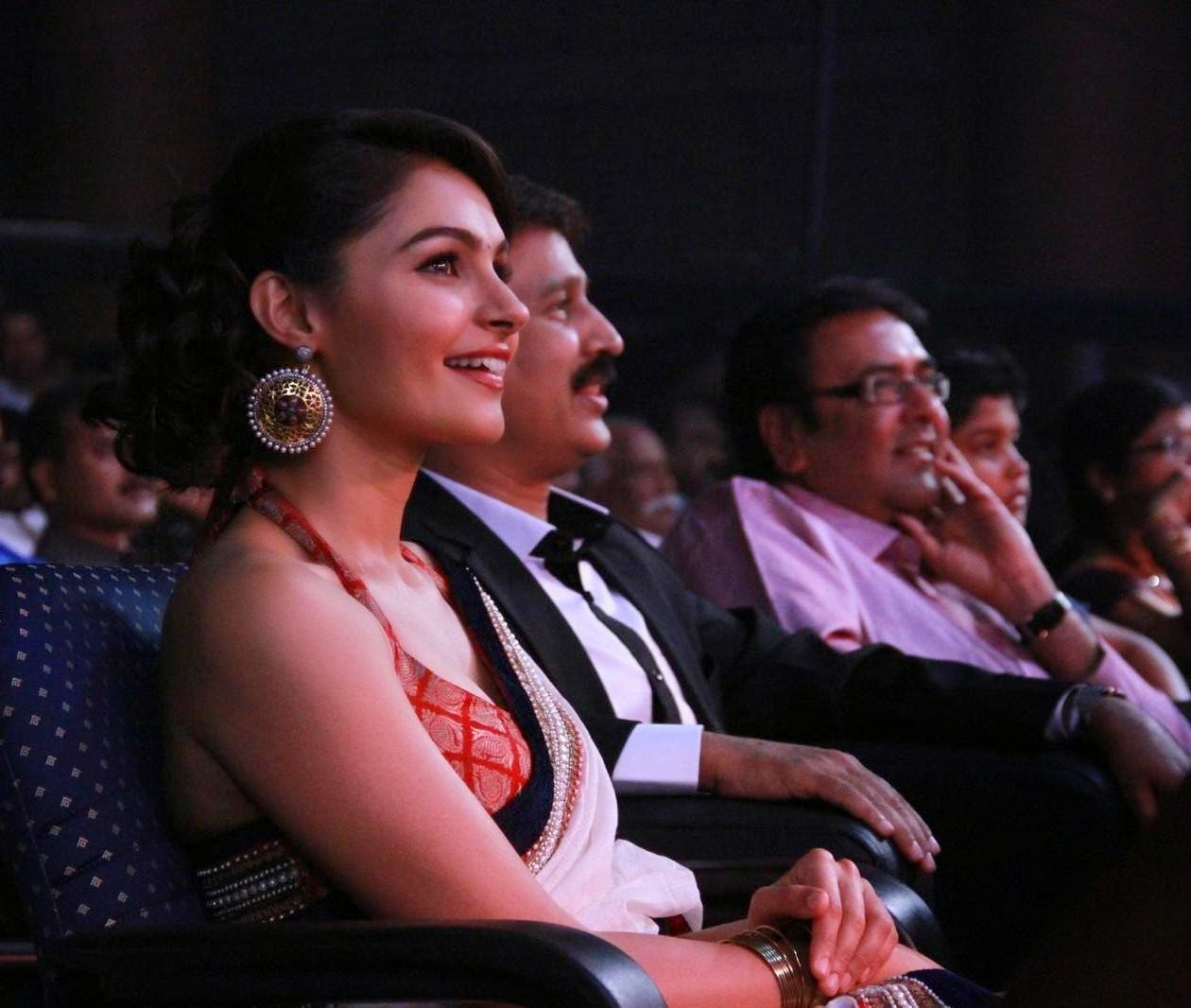 Uttama villain movie audio launch