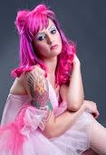 Pink Makeu UP Artist