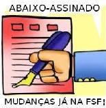 FAÇA PARTE DESSA CAMPANHA