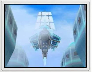 Pokemon BW2 Flying Ship ? in new CM