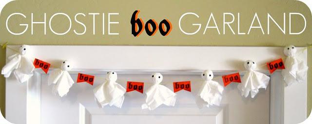 Halloween - decoração com PAP (DIY)