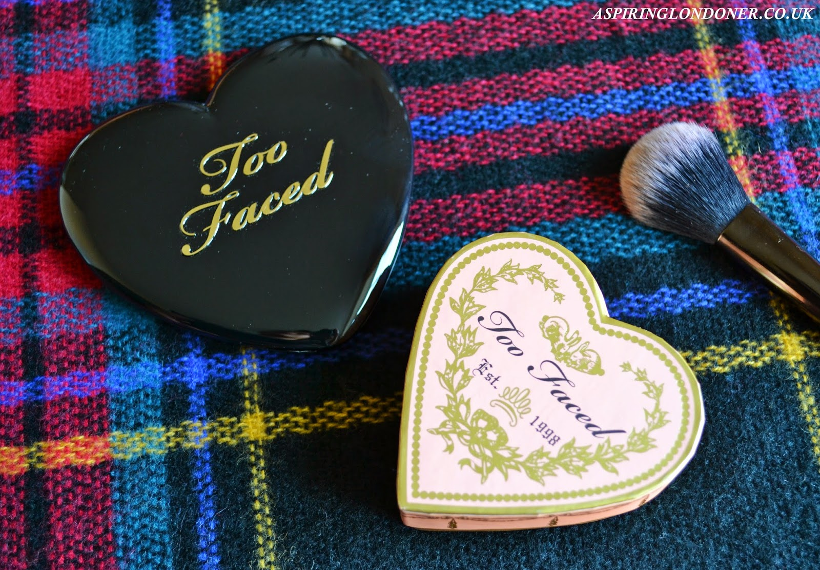 Too Faced Cosmetics Blushing Bronzer and Sweethearts Perfect Flush Blush -  Aspiring Londoner