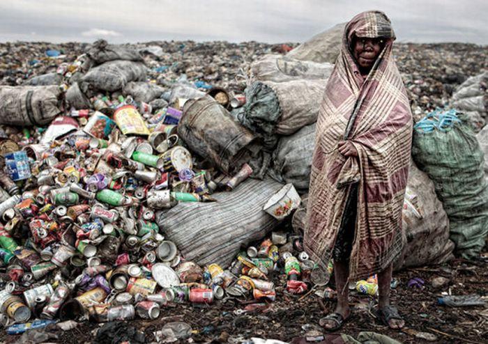 filth dump