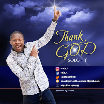 New Music: Solo T - Thank God