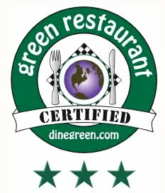 Home of the 1st Certified Green© Restaurant in the Hudson Valley