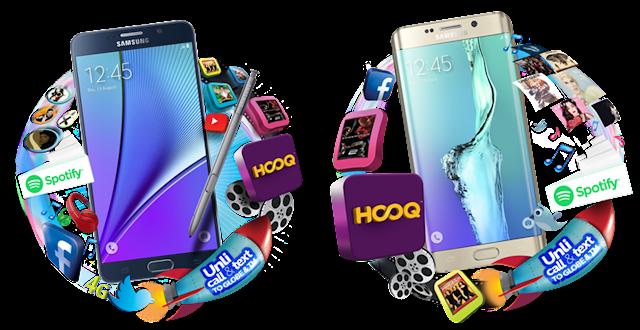 Globe Galaxy Note 5 Plans
