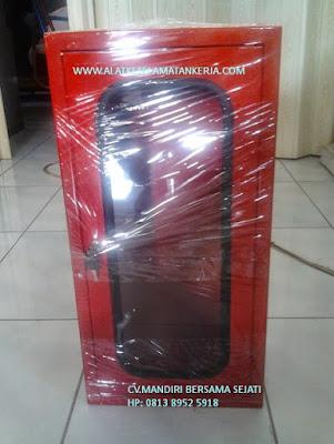 BOX APAR TABUNG PEMADAM KEBAKARAN
