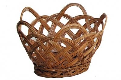 Contohnya: topi, tas, keranjang dan lain nya