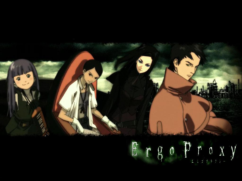 23GB | Ergo Proxy | Latino-Español-Japones | BD 1080 | Mega