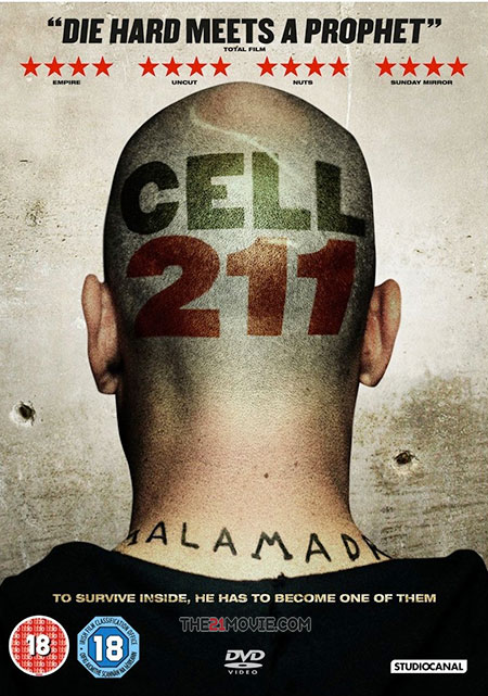 Download Movie : Cell 211 (2009)  BRrip720p