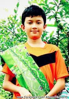Profil Lengkap Ahmad Ridho Hakim Pemeran Jagoan Wushu MNCTV