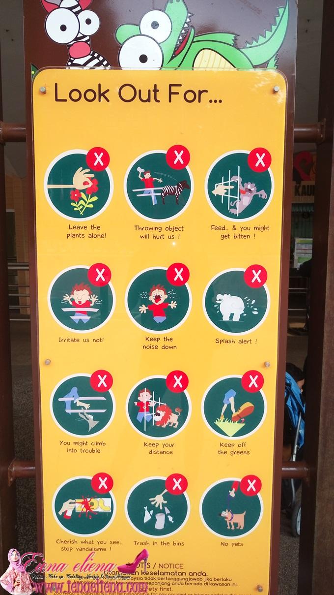 Harga Tiket Zoo Negara