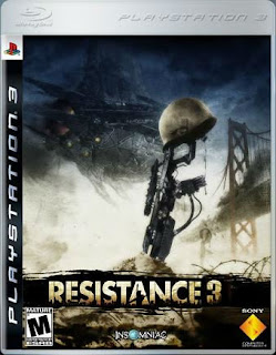 resistence2.jpg Download   Jogo Resistance 3 PS3 DUPLEX (2011)