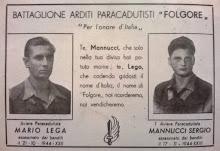 MARIO LEGA - SERGIO MANNUCCI