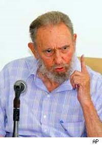 """""""El ex- Caballo de Cuba, es hoy un Penco Enfermo..! Fidel Castro ASESINO."""