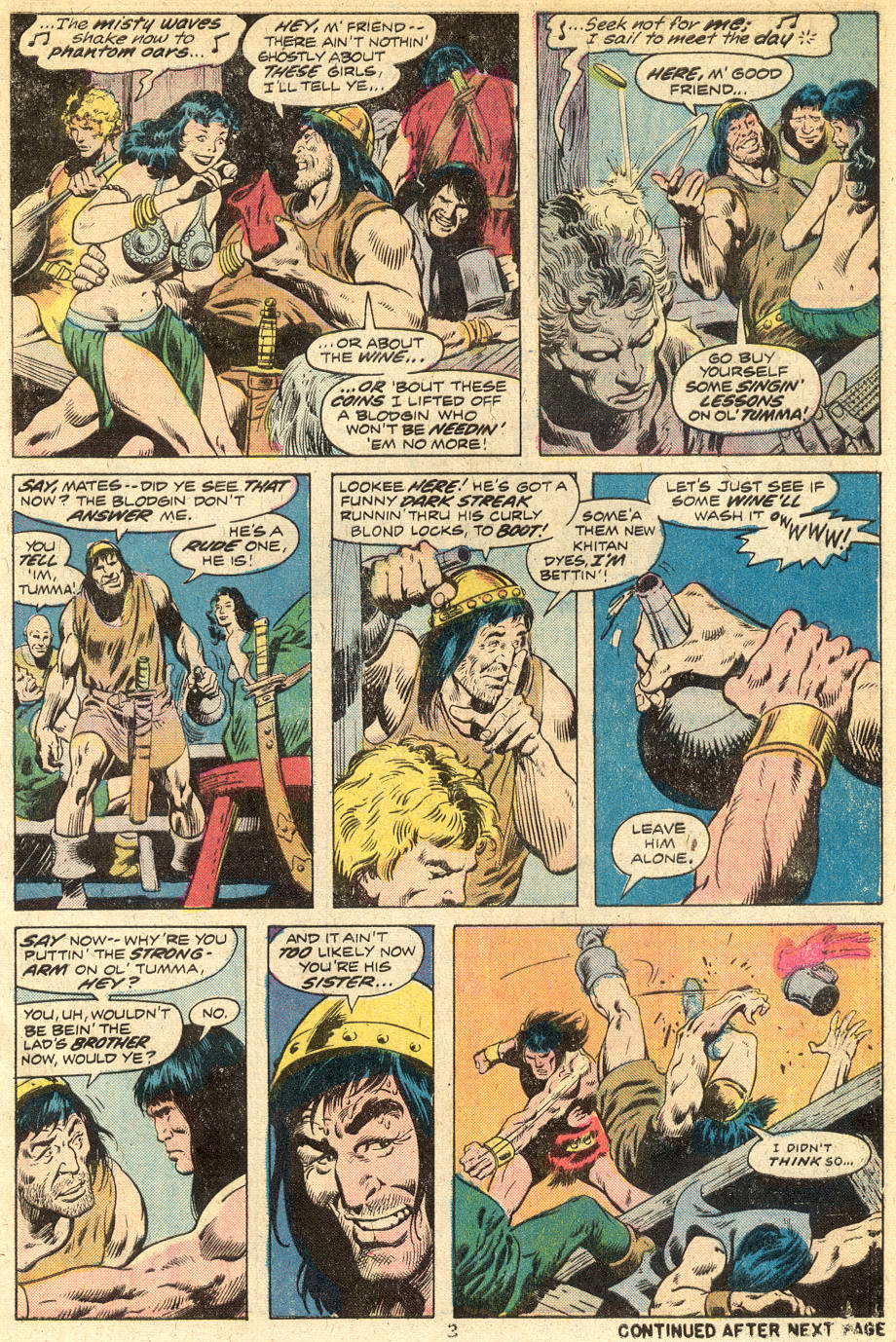 Conan the Barbarian (1970) Issue #45 #57 - English 4