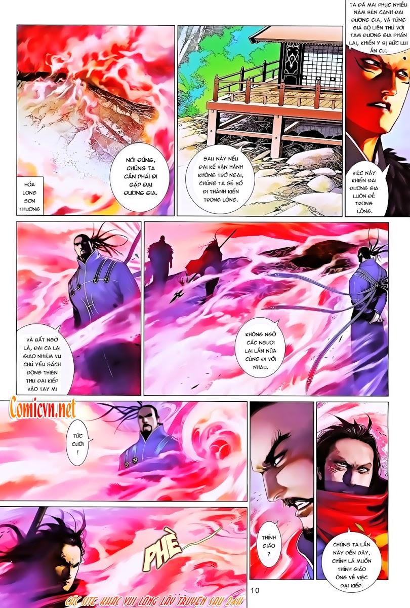 Phong Vân chap 643 Trang 10 - Mangak.info