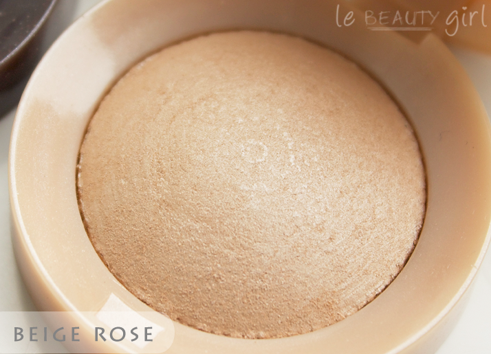 Bourjois Little Round Pot Eyeshadow (Beige Rose)