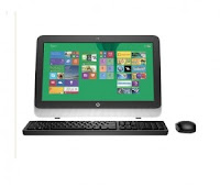 Buy HP 20-r012in All-In-One Desktop at Rs.37790 (Axis Cards) or Rs. 39790 : Buytoearn