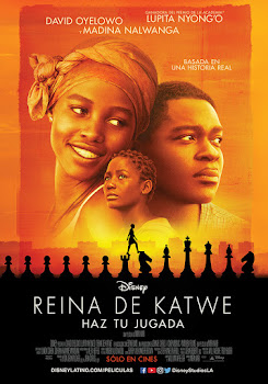 La Reina de Katwe Poster