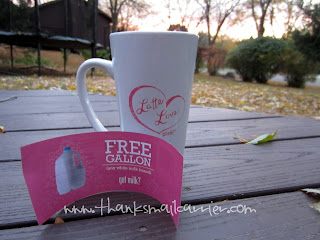 Latte Love giveaway